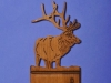 Custom Elk Light Switch Cover