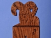 Custom Rocky Mt Big Horn Light Switch Cover