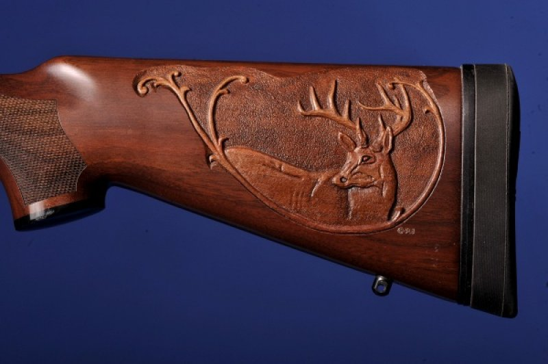 Custom carved gun stocks bing images
