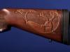 Custom Carved White Tail Deer Gun Stock