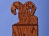 Custom Rocky Mt Big Horn Light Switch Cover