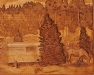 Carving of Sheep Camp