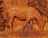 Carving of Horse at Sheep Camp