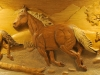 Carved horse 2