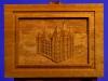 Custom Carved LDS Salt Lake City Temple