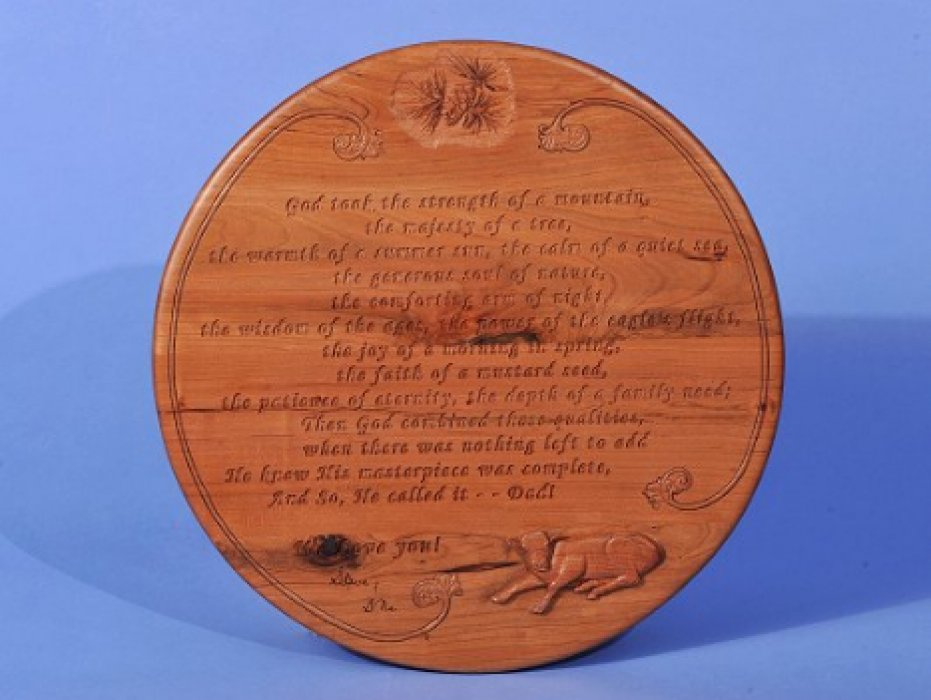 Father\'s day Plaque